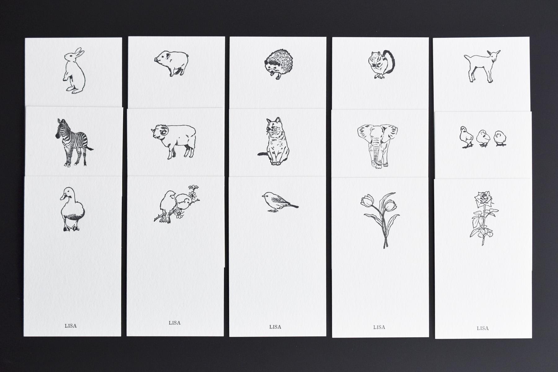 名古屋活版印刷体験ワークショップ3