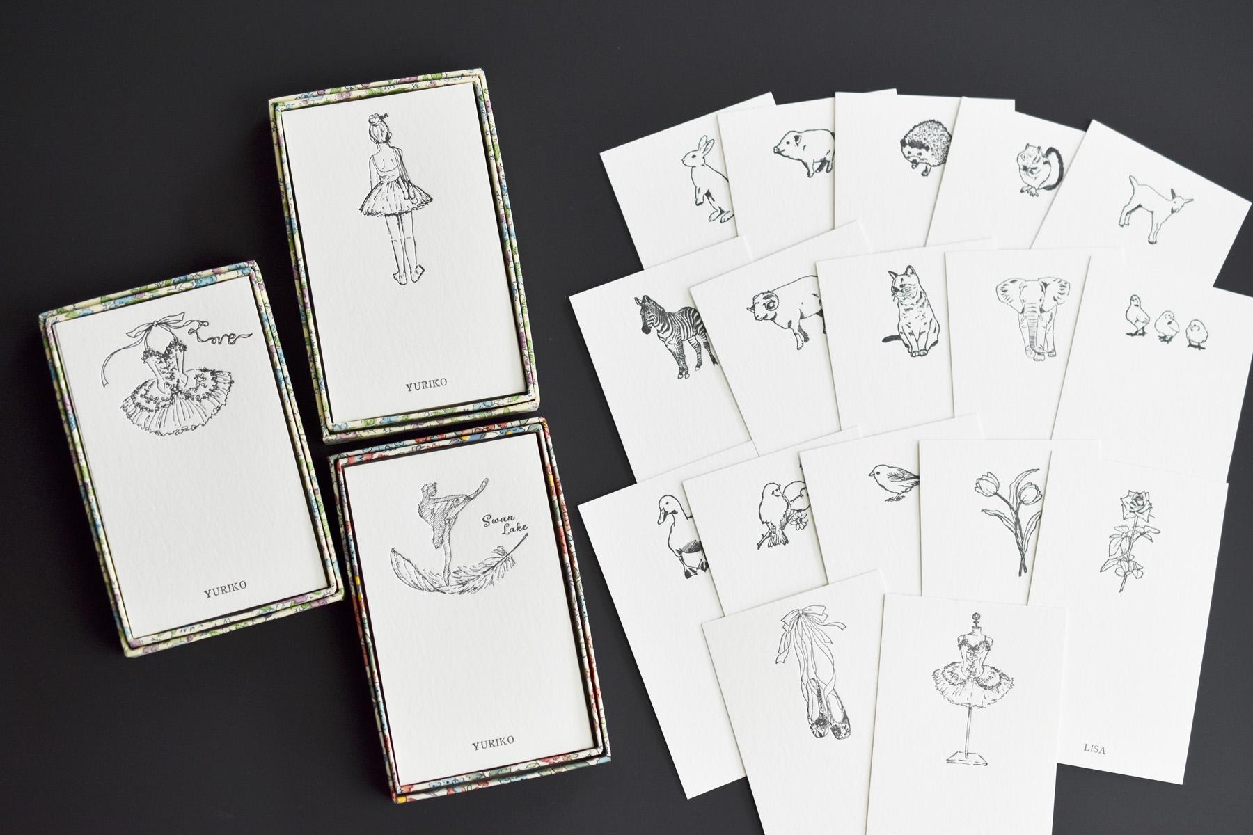 名古屋活版印刷体験ワークショップ1